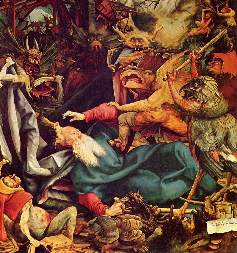 3. bosch the delights of hell